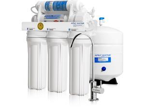 APEC Water RO-PH90 Ultimate Alkaline Mineral 90GPD 6-Stage RO Drinking Water System
