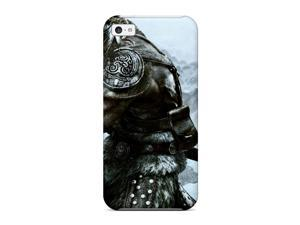 Durable Defender Case For Iphone 5c Tpu Cover(epic Skyrim)