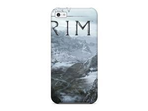 Super Mall Premium Protective Hard Case For Iphone 5c- Nice Design - Skyrim