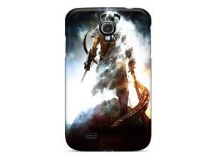 Hot New Elder's Scroll V Skyrim Case Cover For Galaxy S4 With Perfect Design