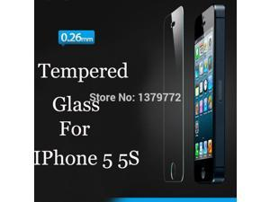 50pcs/lot Explosion-Proof Premium Tempered Glass Screen Protector for Samsung S4 S5 note3 / iPhone 4 4s 5 5s Screen Protector,