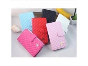 Hot ! For Samsung galaxy note 2 N7100 flip leather case luxury, delu wallet leather case for N7100+