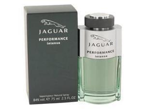 Jaguar Performance Intense by Jaguar Eau De Toilette Spray 2.5 oz (Men)