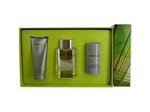 KENNETH COLE REACTION by Kenneth Cole (MEN) KENNETH COLE REACTION-EDT SPRAY 3.4 OZ & AFTERSHAVE BALM 3.4 OZ & DEODORANT STICK ALCOHOL FREE 2.5 OZ