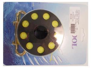 Innovative Finger Spool Reel 150'
