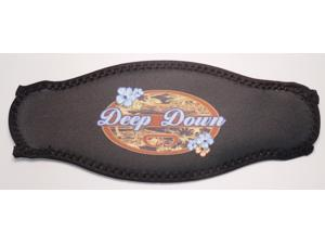 Innovative Tropical Oval Deep Down Wrapper Mask Strap
