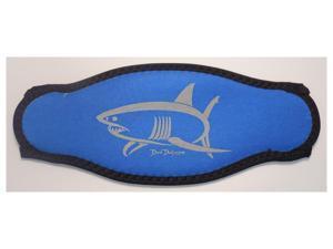 Innovative DL White Shark Mask Strap