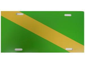 Innovative Nitrox Plate Green/Yellow