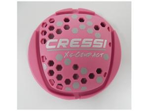 Cressi Compact Cover Regulator Pink