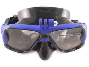 Innovative Unisex-Adult for GoPro Teardrop Mask Mask Blue