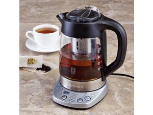 Cuisinart TEA-100 PerfecTemp Programmable Tea Steeper & Kettlec