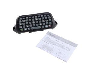 Wireless Text Messenger Game Keyboard Controller CHATPAD for Microsoft XBOX 360