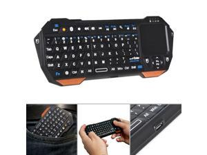 New Mini Portable Wireless 10m Remote Bluetooth Keyboard with Multi-Touch Pad Mouse