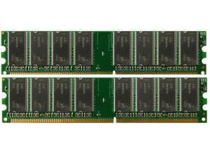 2GB (2X1GB) DDR Dell Dimension 3000 Advanced