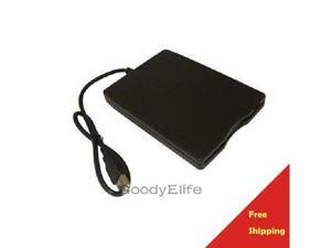 "Brand New Slim External USB 3.5"" 1.44MB Floppy Disk Drive Windows XP/7/iMac"