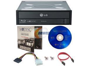 16X Internal Blu-ray 3D Playback Burner Writer+Software+Cable+1pk M-DISC DVD