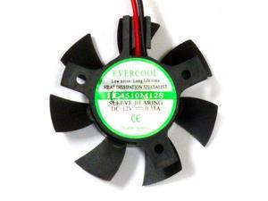 EC4510M12S-B 45mm x 10mm 12v VGA Video Card Cooling Fan Bury Frame