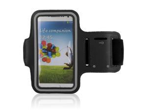 Adjustable Gym Sport Running Armband Arm Band Case Cover for Samsung Galaxy S3 S III i9300 Phone(Black)