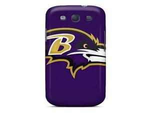 (rCR19QvwA)durable Protection Case Cover For Galaxy S3(baltimore Ravens)