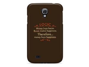 Tough Galaxy KtI276coMh Case Cover/ Case For Galaxy S4(food Logic)