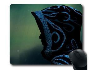 "for Customizablestyle Skyrim Daedric Armor Mousepad, Customized Rectangle DIY Mouse Pad 9"" x 10"""