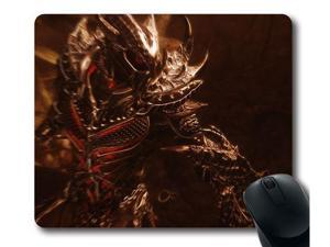 "for The Elder Scrolls V: Skyrim Dragonborn Custom Mouse Pad Rectangle 10"" x 11"""