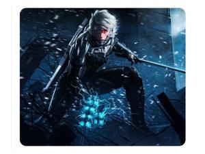 "for Metal Gear Rising: Revengeance Custom Mouse Pad Rectangle 15.6"" x 7.9"""