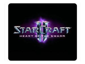 """for Starcraft 2 Heart of the Swarm Mousepad,Customized Rectangle Mouse Pad 9"""" x 10"""""""
