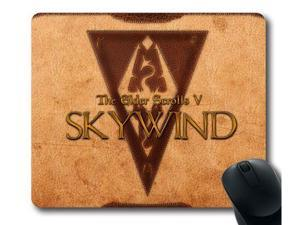 "for The Elder Scrolls V Skyrim Mousepad, Customized Rectangle Mouse pad 15.6"" x 7.9"""