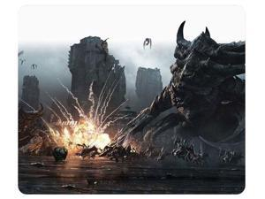 """for Game Starcraft II Heart of The Swarm Rectangle Mouse Pad 9"""" x 10"""""""