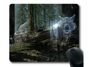 "for Custom Skyrim v3 Mouse Pad 9"" x 10"""