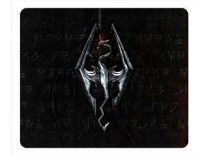 "for The Elder Scrolls V: Skyrim Custom Mouse Pad Rectangle 10"" x 11"""