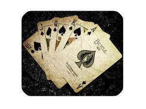 """Popular Playing Cards Mouse Pad - Gamer Gaming Mouse Pad 9"""" x 10"""""""