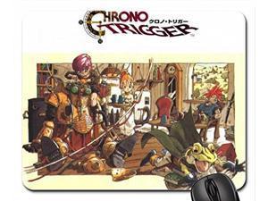 "Chrono Trigger, the crew Mouse Pad, Mousepad  10"" x 11"""