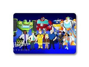 "Transformers Rescue Bots Door Mats Non-skid Indoor Outdoor Bath mat Creative 18"" x 30"""