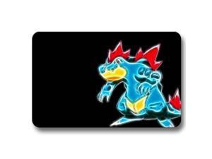 """Pokemon Doormat Non-skid Collection Indoor Outdoor Mat Rug 18"""" x 30"""""""