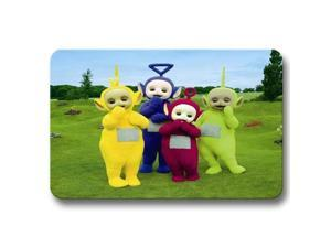 Door Mat Cool Caillou Floor Mat Living Room Non-slip 15x23inch