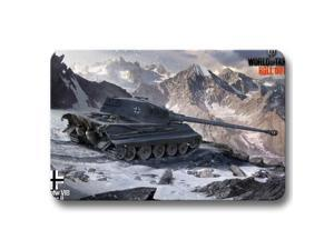 "Non Slip Door Mats world of tanks Office Door Advanced Bath mat 18"" x 30"""