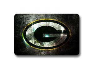 Cool Floor Mat Green Bay Packers Indoor Kitchen Non-slip Door Mats 15x23inch