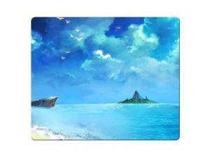 """Gaming Mouse Pad cloth rubber Antiskid Rubber Bottom accurate Chrono Trigger 9"""" x 10"""""""