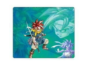 """Mouse Mat cloth rubber antiskid gift Chrono Trigger 10"""" x 11"""""""