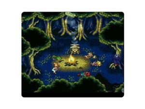 "gaming mousemats rubber - cloth Computer accurate Chrono Trigger 9"" x 10"""