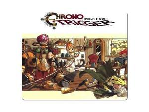 """Mouse Pads rubber and cloth personal prevent fraying Chrono Trigger 9"""" x 10"""""""