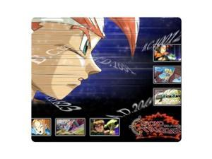 """game Mouse Pad rubber and cloth Designed for gamers mouse movement Chrono Trigger 8"""" x 9"""""""