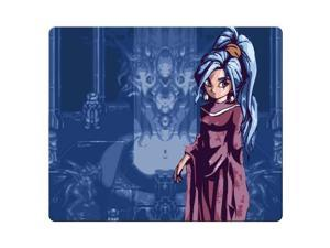 """gaming mousemat rubber + cloth Anti-friction Premium Chrono Trigger 10"""" x 11"""""""