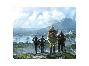 "Mouse Mats cloth and rubber Rough natural rubber Chrono Trigger 9"" x 10"""