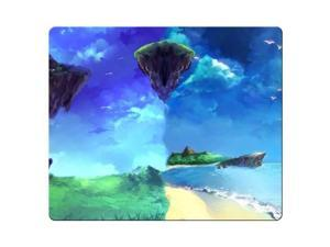 "Mouse Pads cloth rubber Fine-textured surface Desktop Chrono Trigger 10"" x 11"""