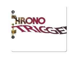 """game mousemat rubber and cloth smooth durable Chrono Trigger 9"""" x 10"""""""