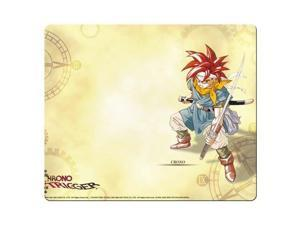 "game mousemat rubber cloth waterproof smooth Chrono Trigger 9"" x 10"""