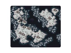 "Mousepad rubber + cloth soft Standard Chrono Trigger 9"" x 10"""
